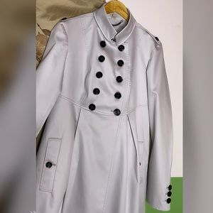 Authentic Burberry maternity trench coat